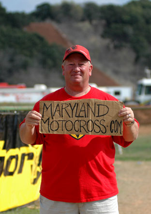 Larry Winters Marylandmotocross.com
